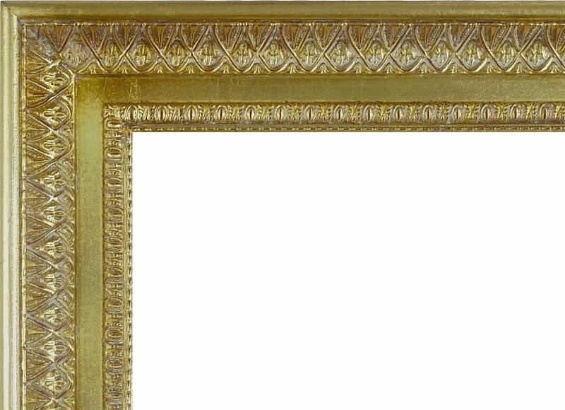 cadre 50x60 mira swept frame decorative and ornate. Black Bedroom Furniture Sets. Home Design Ideas