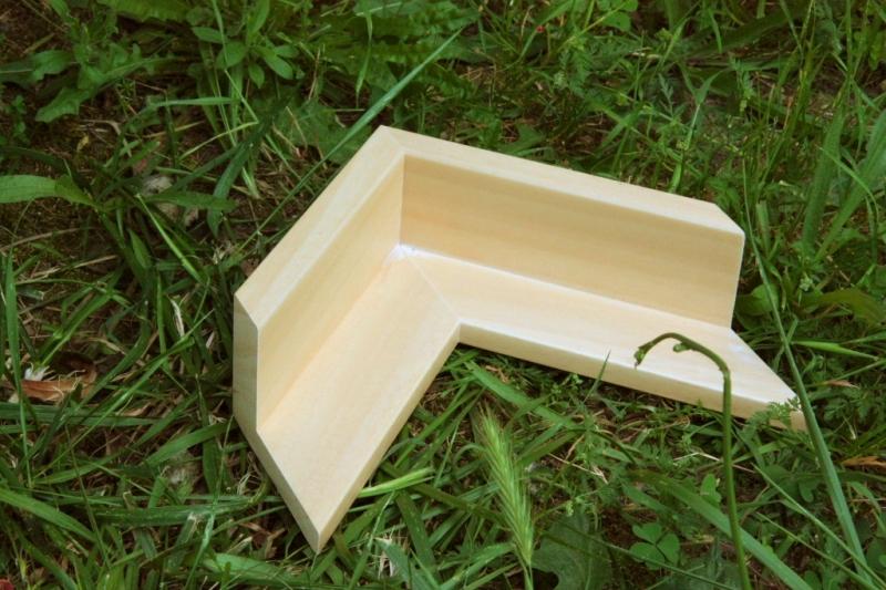 baguette de cadre usl nat caisse am ricaine cadres tradition. Black Bedroom Furniture Sets. Home Design Ideas