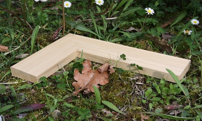 baguette de cadre chassis pc70 ecologie cadres en kit. Black Bedroom Furniture Sets. Home Design Ideas