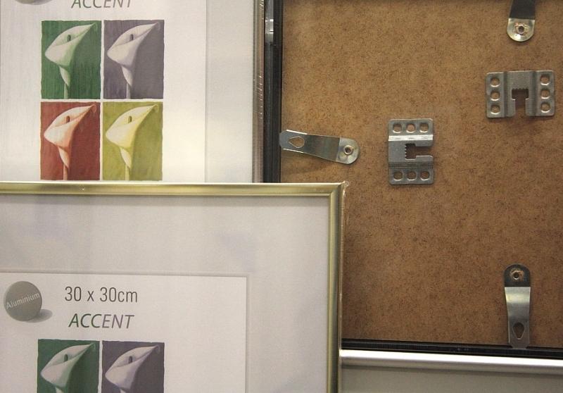 100 accent 50x60 cadres accent alu cadres standards. Black Bedroom Furniture Sets. Home Design Ideas