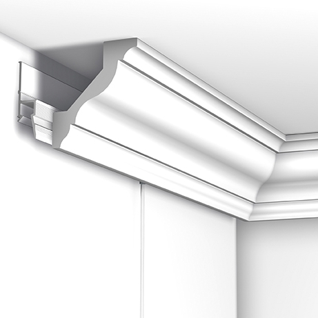 Corniche b2 deco rail cimaise for Miroir 50x60